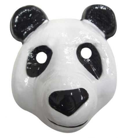 Masque Panda enfant mardi gras