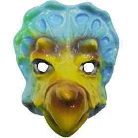 Masque Tricératops enfant pour mardi gras