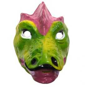Masque Mardi gras Dinosaure