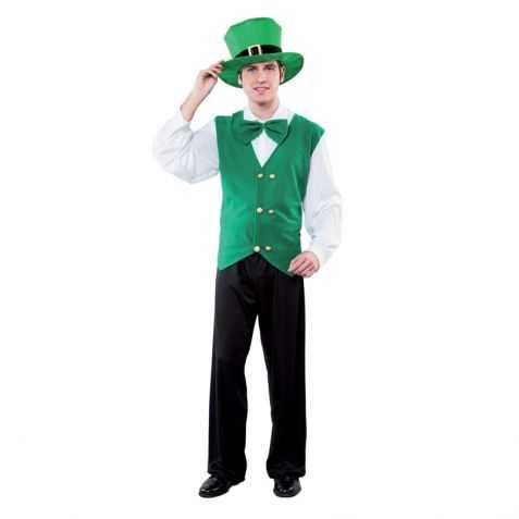 Déguisement irlandais Saint Patrick taille M