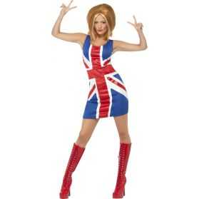 Robe Grande Bretagne Union Jack