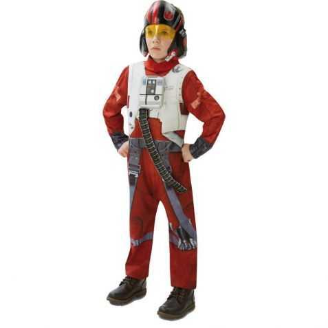 Déguisement Pilote de vaisseau spatial Star Wars Enfant Adolescent