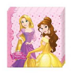 Serviettes Disney Princesses pas cheres