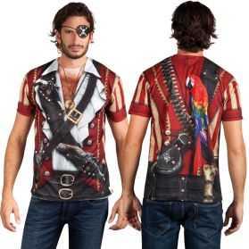 Tee shirt Pirate photoréaliste
