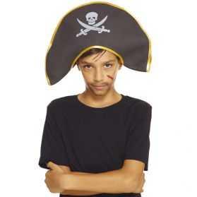 chapeau de pirate Enfant pas cher