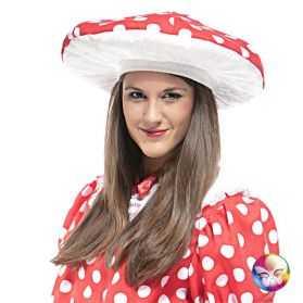 chapeau en forme de champignon