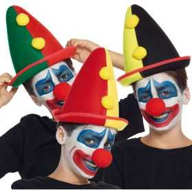 1 Chapeau de Clown enfant