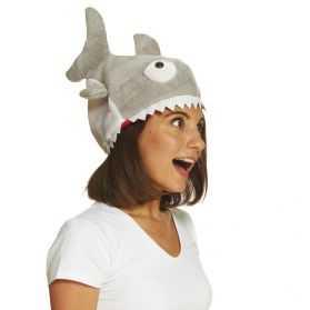 Chapeau pour se déguiser en Piranha adulte