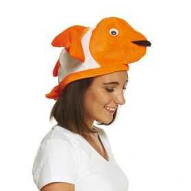 Chapeau pour se déguiser en Poisson Clown adulte