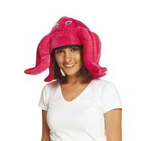 Chapeau pour se déguiser en Poulpe adulte
