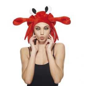 Chapeau pour se déguiser en Crabe adulte