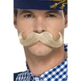 Moustaches pour se déguiser en Bavarois