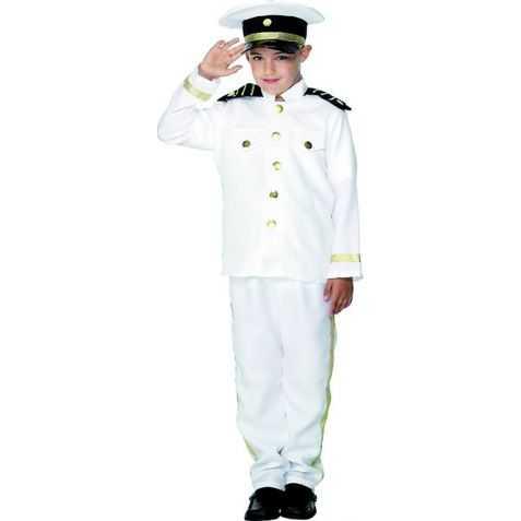 Déguisement Commandant de Bord enfant