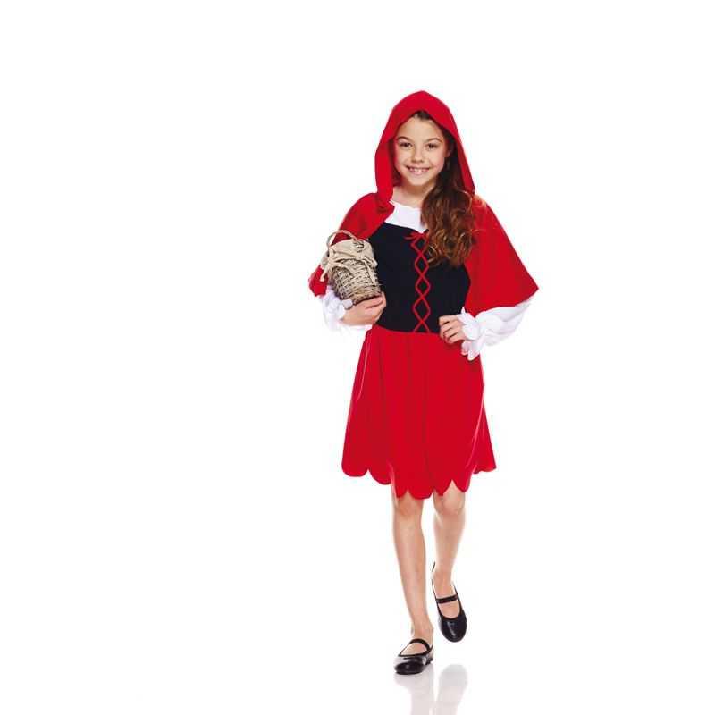 d guisement petit chaperon rouge enfant costume petit chaperon rouge. Black Bedroom Furniture Sets. Home Design Ideas