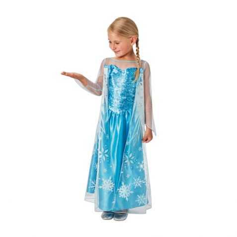 Robe déguisement Reine des Neiges