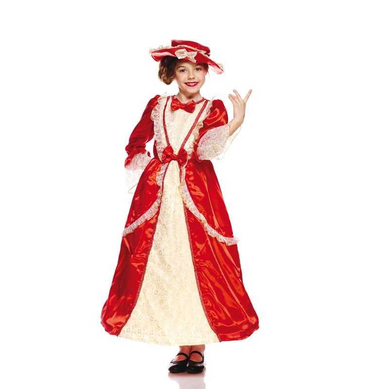 Deguisement Belle Epoque Enfant Costume Epoque Enfant
