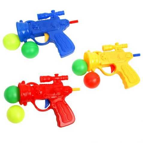 Pistolet lance balles