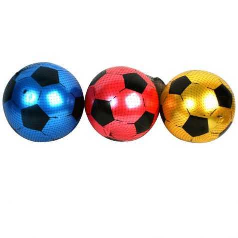 1 Ballon football en plastique