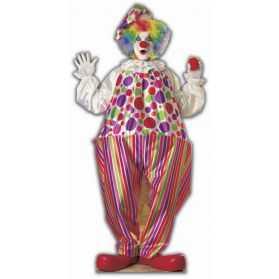 Figurine Clown géante