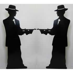 Figurine géante Gangsters