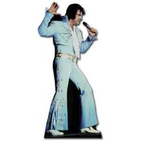 Figurine le King Elvis géante
