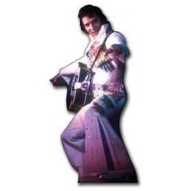 Figurine Elvis Presley géante