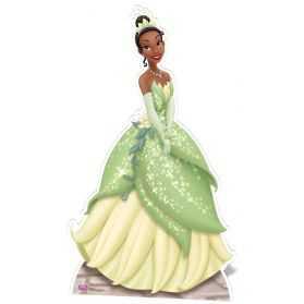 Figurine Princesse Tiana géante