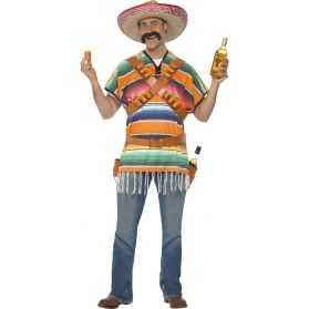 Déguisement Mexicain taille M