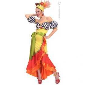 Déguisement Danseuse de Samba