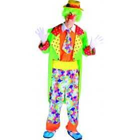 Déguisement homme Clown taille M