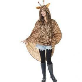 Poncho Girafe