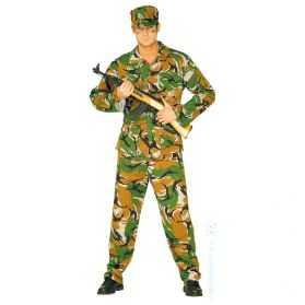Déguisement Soldat commando