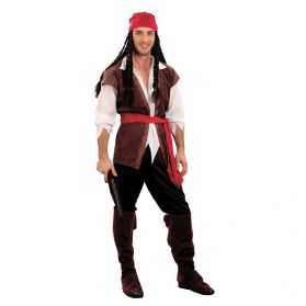 Déguisement homme Pirate taille M