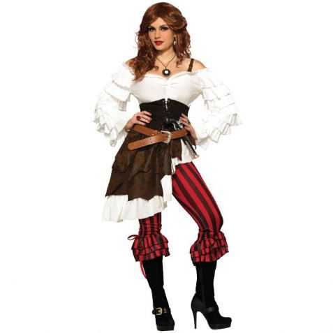 Deguisement femme Pirate