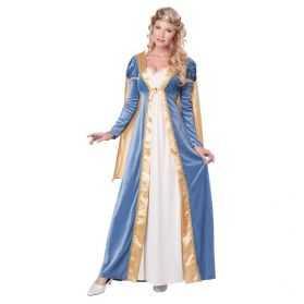 Déguisement Reine du Moyen Age