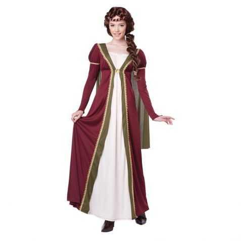 Deguisement Robe Reine médiévale