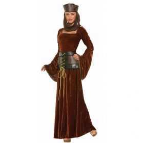 Robe époque médiévale