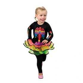 Déguisement Halloween fille 3 à 4 ans