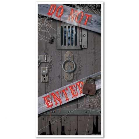 Décoration de porte de Cachot