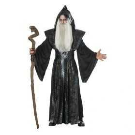 Robe de Sorcier du Moyen Age adulte