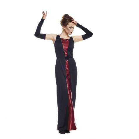 Robe longue Vampire femme adulte