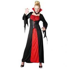 Robe Vampiresse adulte