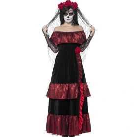Robe de mariée halloween