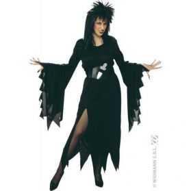 Robe déguisement gothique taille XL