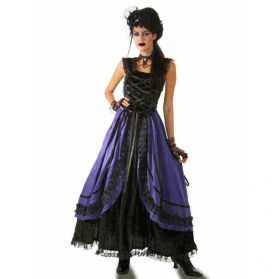 Robe déguisement Gothique