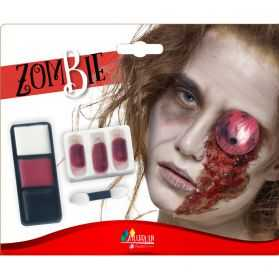 Kit maquillage Zombie