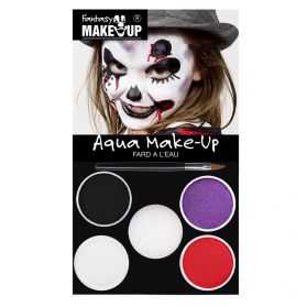 Maquillage Halloween pour enfant