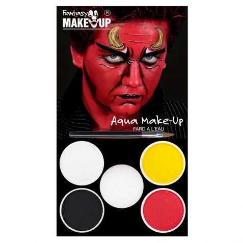 Maquillage de diable facile a faire elegant dguisement panoplie eozy dguisement diablesse - Maquillage de diable facile a faire ...