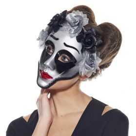 Masque chic pour soirée Halloween