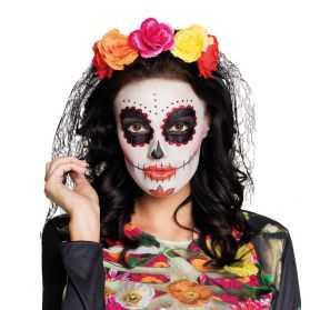 Serre-tête Mariée Halloween